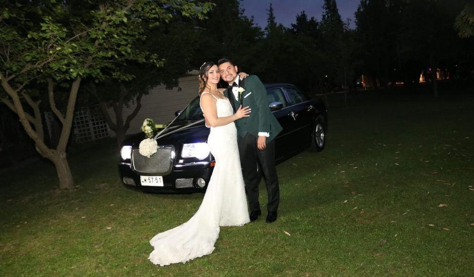 El matrimonio de David  y Rosita  en San Bernardo, Maipo