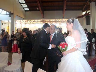 El matrimonio de Viviana y Daniel 2