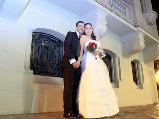 El matrimonio de Viviana y Daniel
