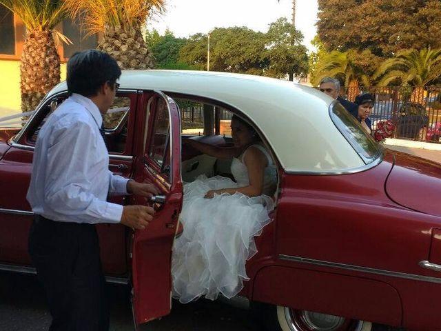 El matrimonio de José y Verónica en Teno, Curicó 4