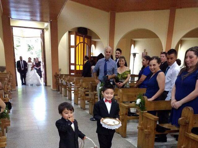 El matrimonio de José y Verónica en Teno, Curicó 6