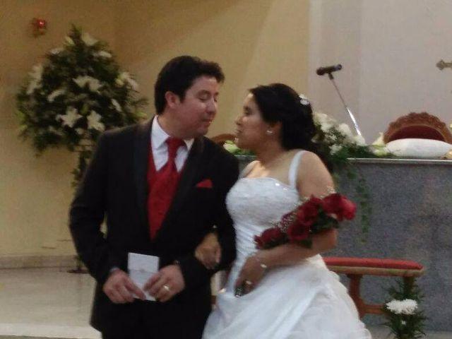 El matrimonio de José y Verónica en Teno, Curicó 7