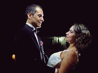 El matrimonio de Yaritza y Juan Pablo