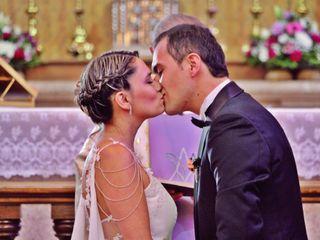 El matrimonio de Yaritza y Juan Pablo 2