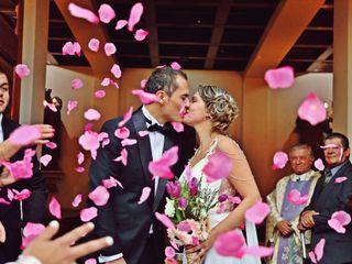 El matrimonio de Yaritza y Juan Pablo 3