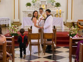 El matrimonio de Mariam y Patricio 1