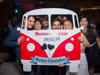 El matrimonio de Mariam y Patricio 3