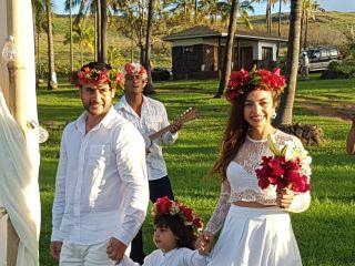 El matrimonio de Karen  y Israel  3