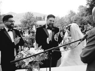 El matrimonio de Stephany y Nicolás 1