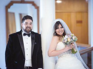 El matrimonio de Stephany y Nicolás