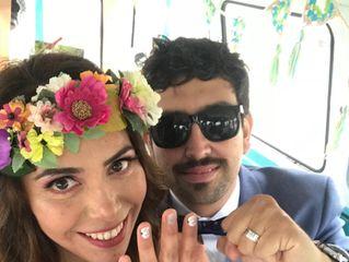 El matrimonio de Daniela  y Juan Andres 1
