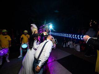 El matrimonio de Daniela  y Juan Andres 3