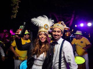 El matrimonio de Daniela  y Juan Andres 2