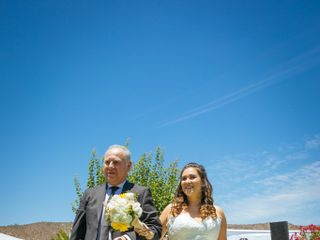 El matrimonio de Karina y Andrés 3