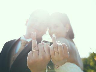 El matrimonio de Karina y Andrés