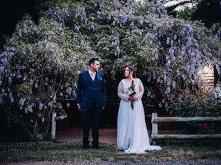 El matrimonio de Paulina y Alejandro