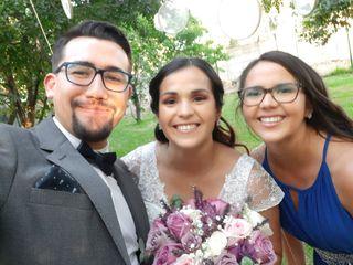 El matrimonio de Katherine y Carlos 1