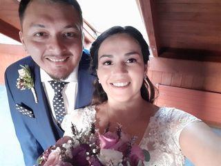 El matrimonio de Katherine y Carlos 2