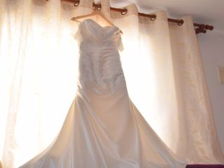 El matrimonio de Daniela y Jonathan 2