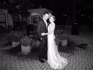 El matrimonio de Daniela y Jonathan