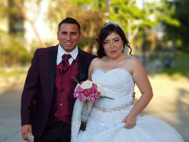El matrimonio de Vanessa  y Francisco