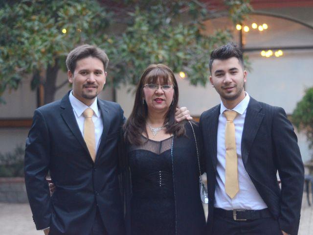 El matrimonio de Jonathan y Daniela en Las Condes, Santiago 25