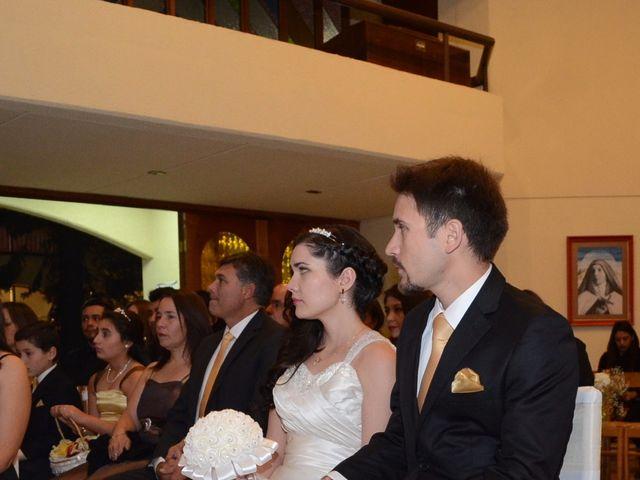 El matrimonio de Jonathan y Daniela en Las Condes, Santiago 33