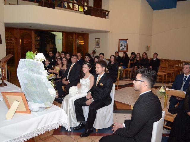 El matrimonio de Jonathan y Daniela en Las Condes, Santiago 34