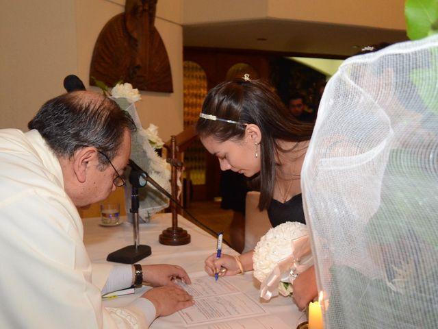 El matrimonio de Jonathan y Daniela en Las Condes, Santiago 39