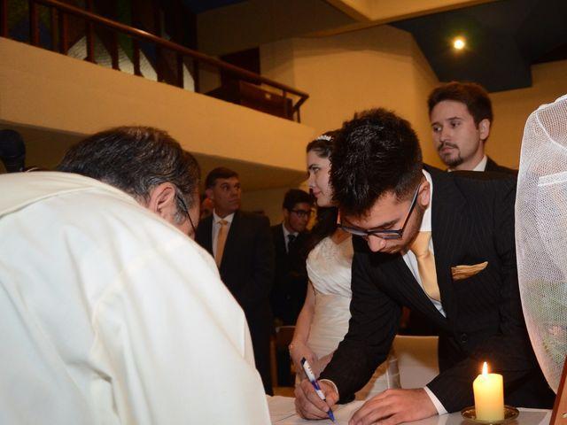 El matrimonio de Jonathan y Daniela en Las Condes, Santiago 40