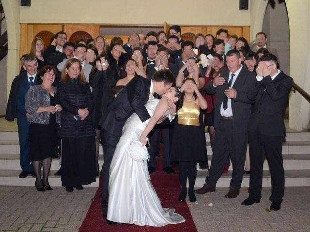 El matrimonio de Jonathan y Daniela en Las Condes, Santiago 45