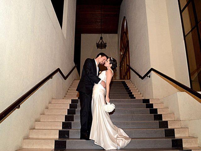El matrimonio de Jonathan y Daniela en Las Condes, Santiago 1
