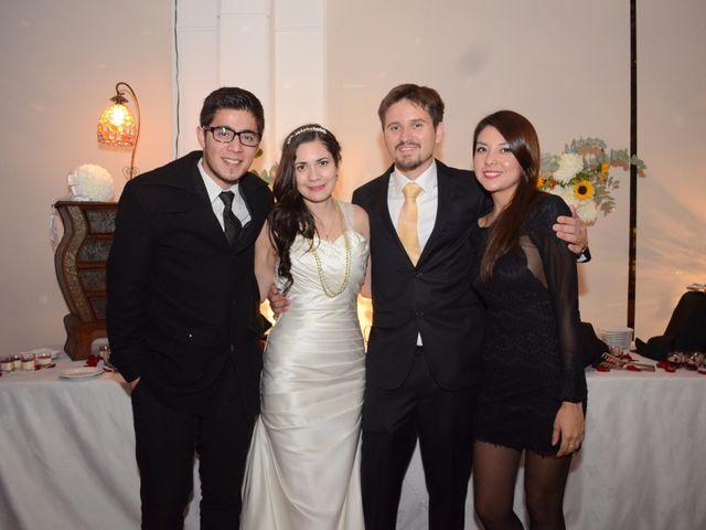 El matrimonio de Jonathan y Daniela en Las Condes, Santiago 88