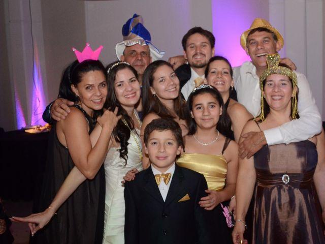 El matrimonio de Jonathan y Daniela en Las Condes, Santiago 99