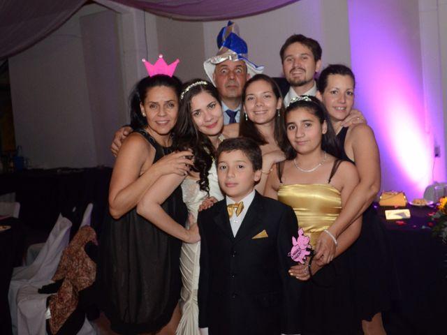 El matrimonio de Jonathan y Daniela en Las Condes, Santiago 100