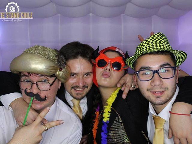 El matrimonio de Jonathan y Daniela en Las Condes, Santiago 103