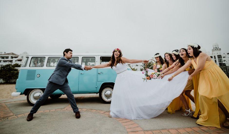 El matrimonio de Juan Andres y Daniela  en Algarrobo, San Antonio