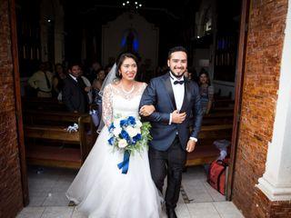 El matrimonio de Daniel  y Karina