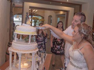 El matrimonio de Sara y Orlando