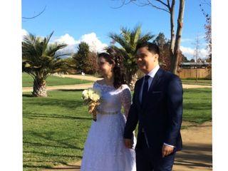 El matrimonio de Carla y Juan Daniel 1