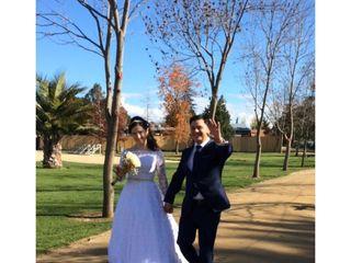 El matrimonio de Carla y Juan Daniel 2