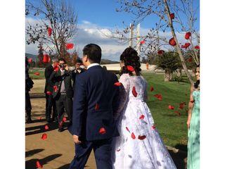El matrimonio de Carla y Juan Daniel 3