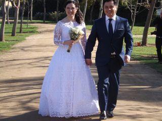 El matrimonio de Carla y Juan Daniel
