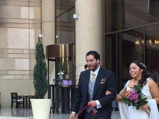 El matrimonio de Andrea y Cristobal 1