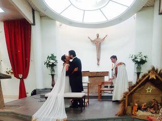 El matrimonio de Andrea y Cristobal 2