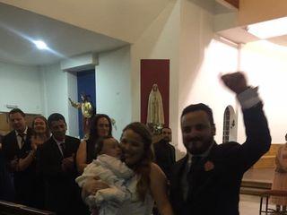 El matrimonio de Daniela  y Sergio  1