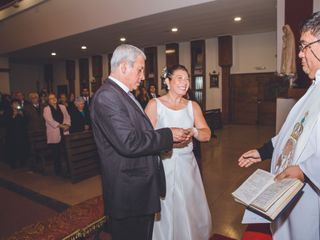 El matrimonio de Loretto y Eugenio 2