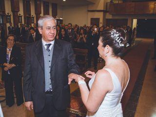 El matrimonio de Loretto y Eugenio 3