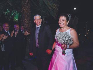 El matrimonio de Loretto y Eugenio
