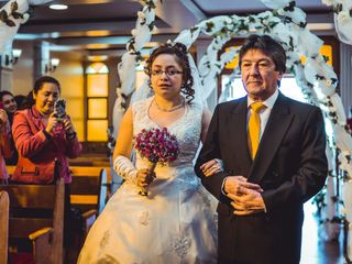 El matrimonio de Priscila y Nahum 3